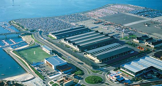 Un puerto para el mundo: Proyección internacional