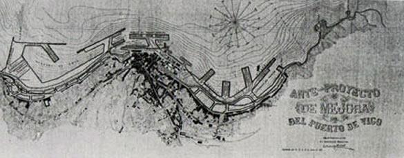 El Plan Cabello y el despegue portuario