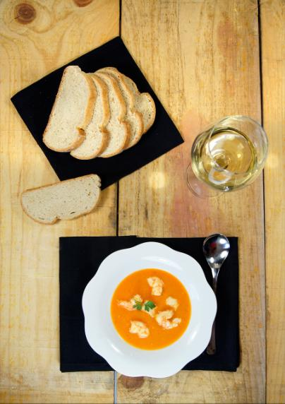 Recetas de marisco: Sopa de marisco