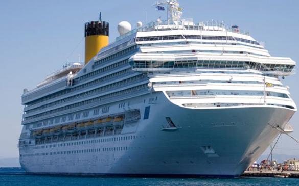 Vigo, el tercer puerto que más crece en cruceristas