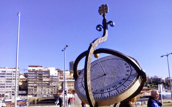 Vigo, un clima privilegiado