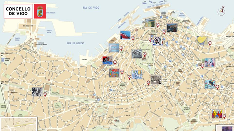 El Concello de Vigo sigue apostando por el arte urbano