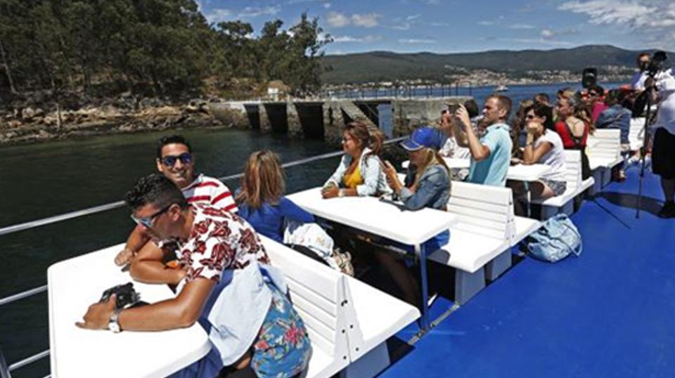 Rías Baixas, destino turístico en alza
