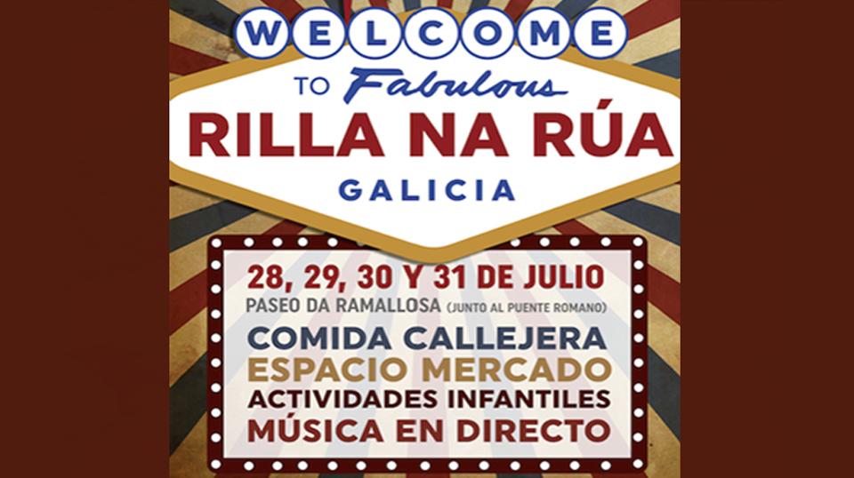 """Rilla na rúa, primera gira de """"food trucks"""" de Galicia"""