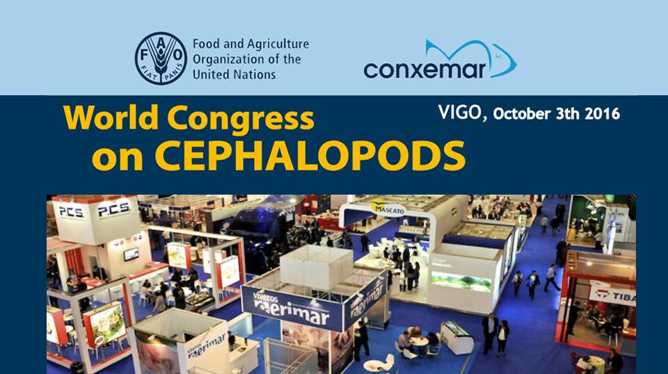 Abre sus puertas el Congreso Mundial de Cefalópodos (CONXEMAR-FAO)