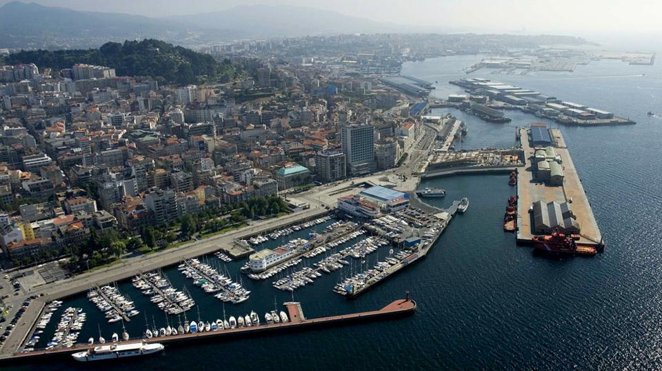 El Puerto de Vigo busca la ampliación de la Autopista del Mar