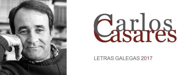 GALAXIA EDITARÁ UNA OBRA INÉDITA DE CARLOS CASARES