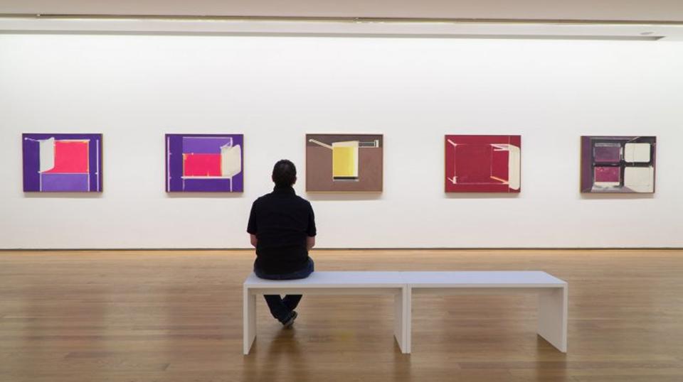 EXPOSICIÓN ANXEL HUETE EN EL MUSEO MARCO DE VIGO