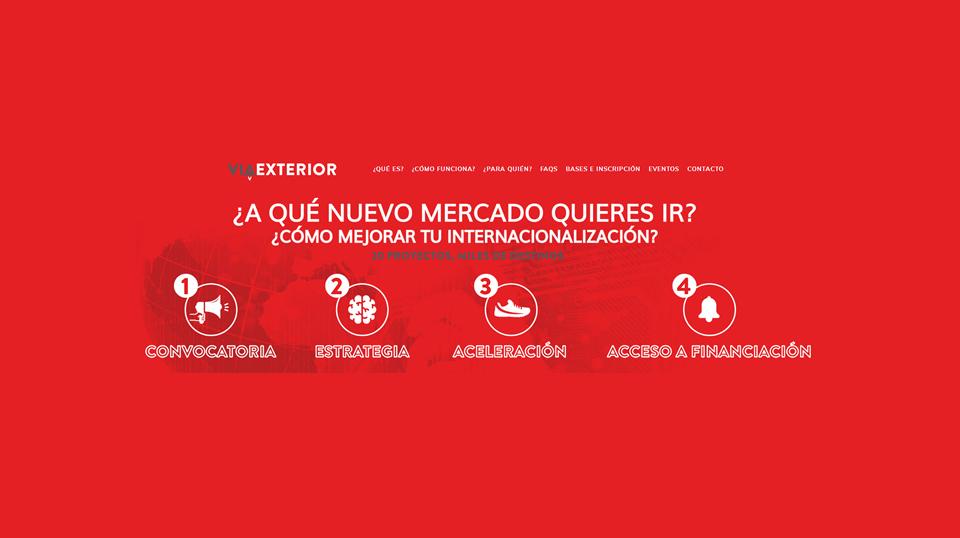 VIAEXTERIOR: PROGRAMA PARA ACELERAR LA INTERNACIONALIZACIÓN DE LAS PYMES GALLEGAS