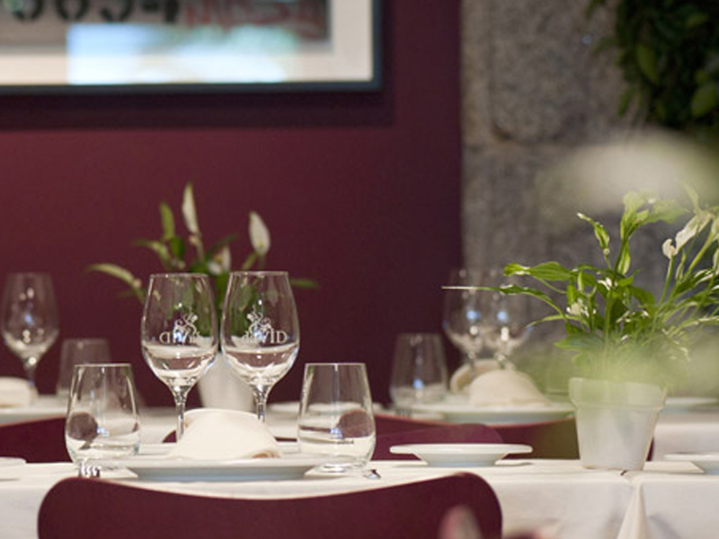 Restaurante da-VID