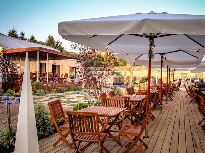Restaurante y Terraza Menduiña