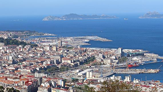 Vigo se sitúa como una de las ciudades españolas que más crece gracias al turismo.