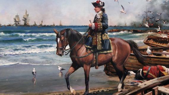 """Exposición """"Blas de Lezo y la Guerra del Asiento"""" en el Puerto de Vigo"""