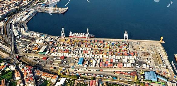 Vigo: Puerto Piloto de la terminal de contenedores del futuro.