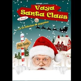 Vaya Santa Claus, el musical de la Navidad