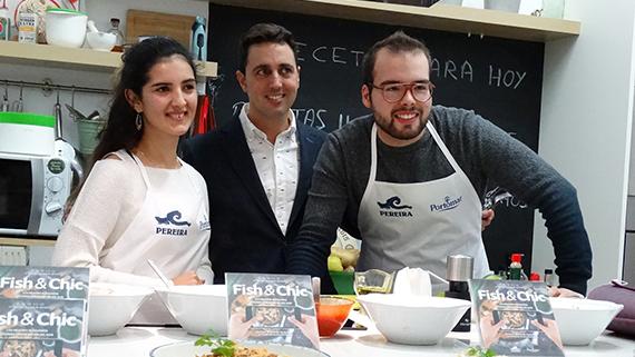 Cuatro blogueros gastronómicos elaboran el nuevo recetario de Pereira