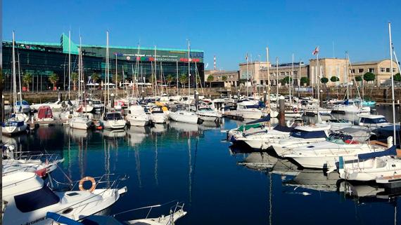 El Puerto de Vigo modificará las plataformas del pantalán