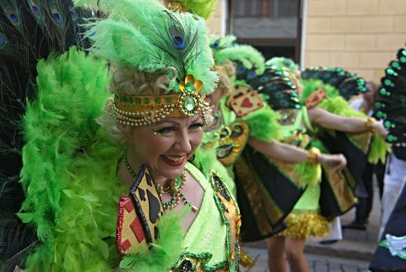 El carnaval vigués viene pisando fuerte