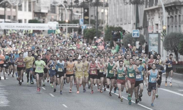 La Media Maratón de Vigo tendrá lugar este domingo