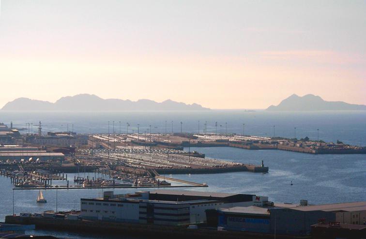 Vigo lidera España en movimiento de productos del mar