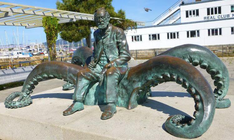 """Canal Arte estrena """"Jules Verne: voyage au centre de la baie de Vigo"""""""