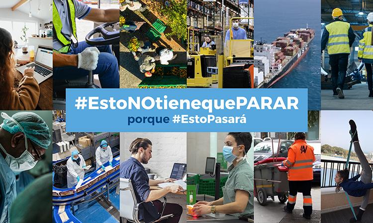 #EstoNOtienequePARAR porque#EstoPasará