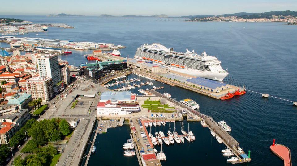 El mejor primer trimestre del Puerto de Vigo desde 2008