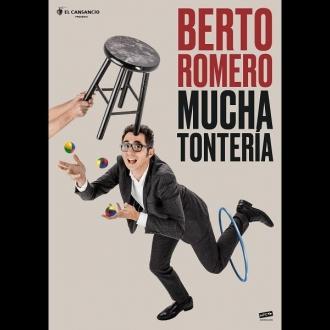 "Berto Romero ""Mucha tontería"""