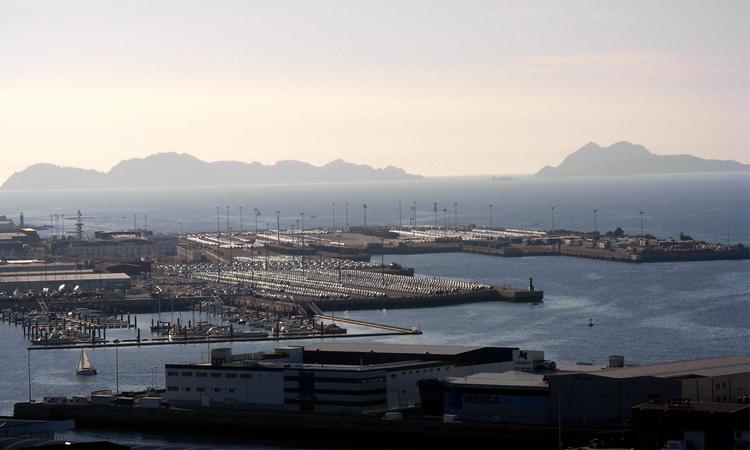La expansión del muelle de Bouzas será aprobada por el Puerto