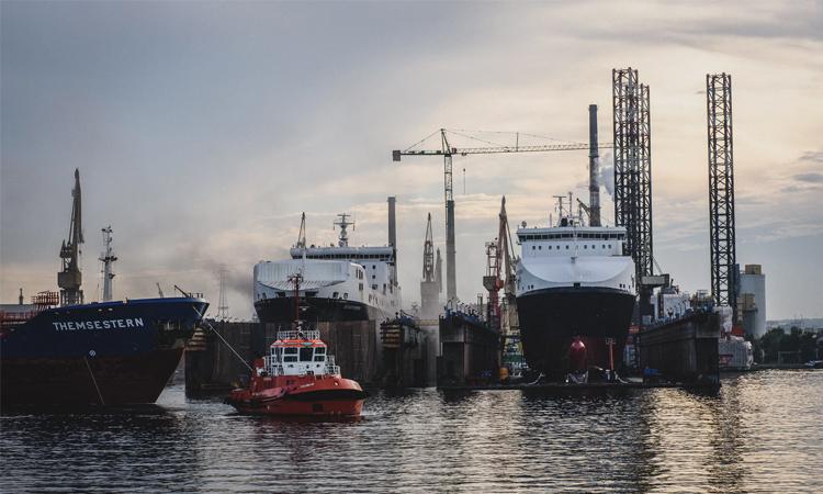 España se posiciona como segundo constructor naval gracias a los astilleros vigueses