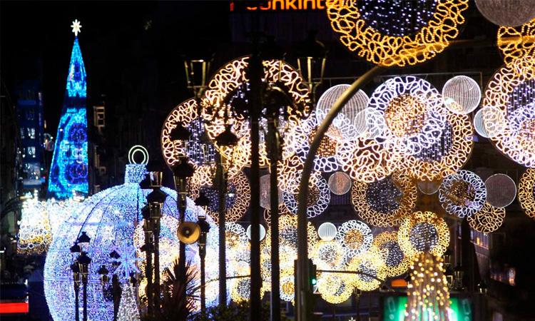 Navidad anti-Covid en Vigo